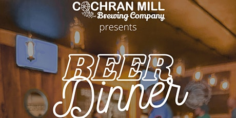 Cochran Mill Brewing Beer Dinner catered by Red's Dinner Bell 5/26/21 tickets