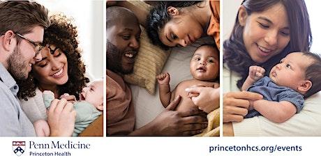 VIRTUAL - Infant Massage for Parents & Caregivers tickets