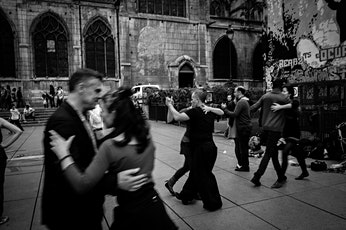 Virtual Guided Tour Buenos Aires Argentina with Tango Lesson entradas