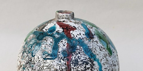 Pottery Workshop: Make a Ceramic Moon Jar tickets