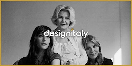 Design Italy - Festa della Mamma biglietti