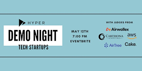 Demo Night: Tech Start-Ups tickets
