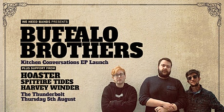 Buffalo Brothers (EP Launch) tickets