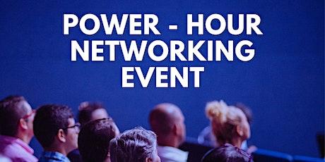 Introbiz 'Power-Hour' Networking Event tickets