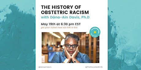 The History of Obstetric Racism tickets