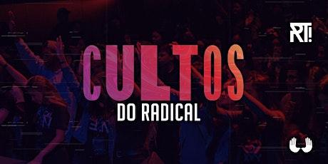 [Inscrição] Culto Radical Teen - 15h ingressos