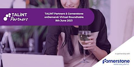 TALiNT Partners &  Cornerstone onDemand Roundtable tickets