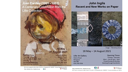 Joan Eardley - A Centenary Celebration &  John Inglis - New Works tickets