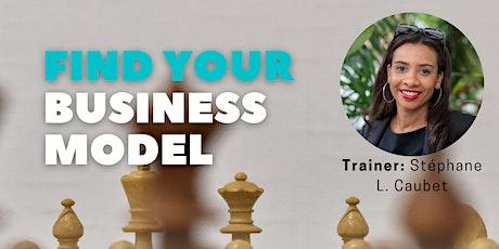 Workshop: Find your Business Model tickets