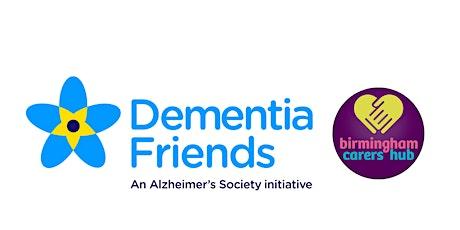 Dementia Friendly Communities – Dementia Friends Session tickets