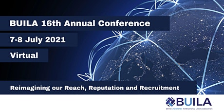 BUILA 2021 Virtual Conference tickets