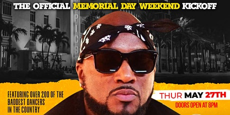 JEEZY LIVE @ KOD MIAMI || Memorial Day Weekend Kickoff tickets