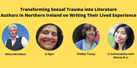 Transforming Sexual Trauma into Literature tickets
