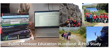 The Nature of Public Outdoor Education in Ireland - A PhD Study tickets