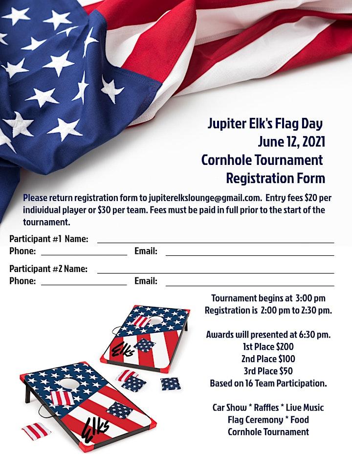 Jupiter Elks Flag Day Celebration image