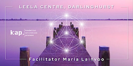 Kundalini Activation Process - KAP Darlinghurst tickets