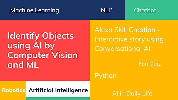 3 Days Artificial Intelligence(AI) Summer Camp Workshop image
