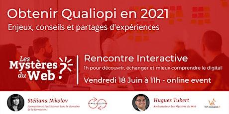 Obtenir Qualiopi en 2021 | LMDW billets