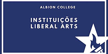 Instituições Liberal Arts com Albion College billets