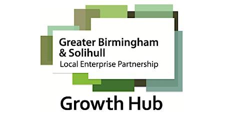 Digital Marketing Webinar - GBSLEP Growth Hub biglietti