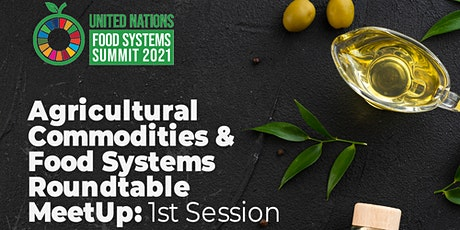 UN Food Systems Summit 2021 Individual Dialogue: Swiss Roundtable tickets