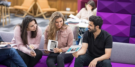 Postgraduate Taught study opportunities for UOD students tickets