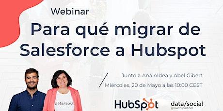 Cómo migrar de Salesforce a HubSpot tickets