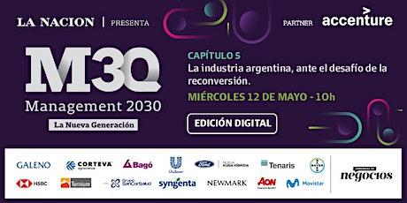 Management 2030 |  LA NUEVA GENERACIÓN | CAPÍTULO 5 entradas