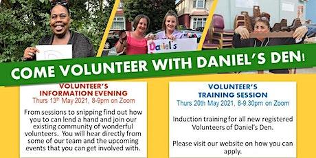 Volunteers' Information Evening tickets