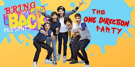 The One Direction Party - London tickets