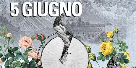 IN BICI TRA LE ROSE - IL GIARDINO DELLE ROSE EVENTI AL MUSEO ETNOGRAFICO tickets