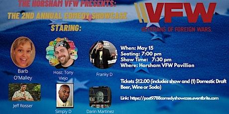 Post 9788 - Comedy Showcase tickets