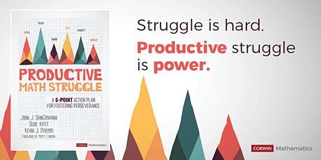 Productive Struggle Workshop - July 15 (Center Grove Innovation Center) tickets