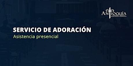 Servicio de Adoración 9 de mayo 2021 | INP Antioquía boletos