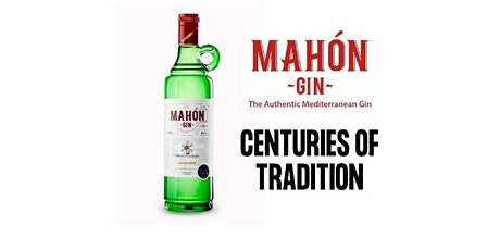 Mahon Spanish Gin & Glass Revolution Tasting With Expert Raj Sabharwal tickets