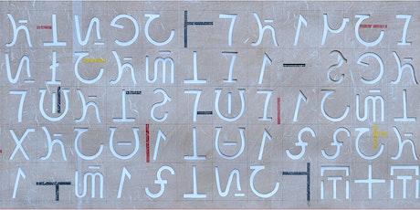Franco Tripodi - In forma di scrittura biglietti