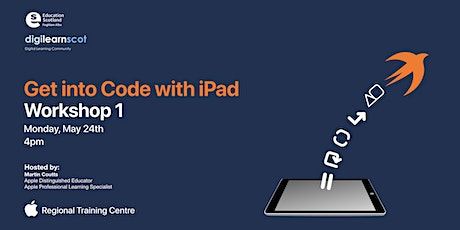 Get into Code with iPad - Workshop 1 tickets