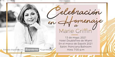 Celebración en homenaje a Marie Griffin tickets