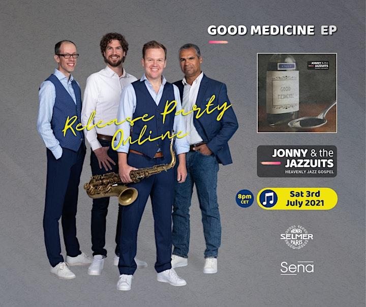 Good Medicine EP - Release Party Online image