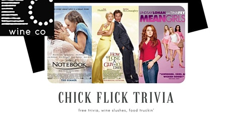 FREE Chick Flick Trivia at KC Wine Co Vineyard & Winery tickets