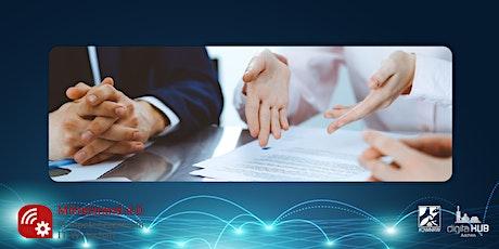 "Workshop digitalSUMMIT: Kooperationsrecht ""Drafting an Agreement"" Tickets"