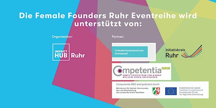 Female Founders Ruhr Mai- #HowSheDidIt: Bild