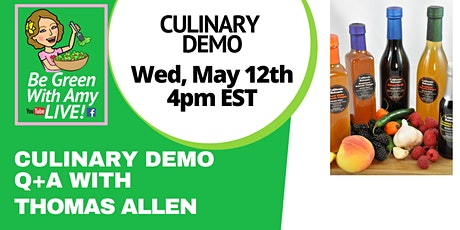 FREE! Learn How To Make Healthy Taste Delicious! Recipe Demo & Q + A! tickets