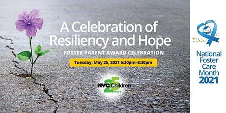 ACS 2nd Annual Virtual Foster Parent Celebration 2021 tickets