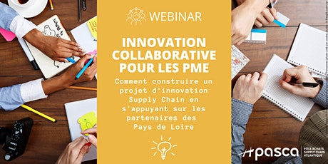 Innovation collaborative pour les PME tickets