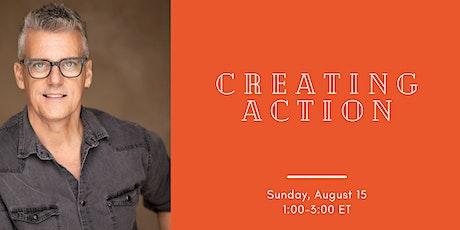 BCBC Intermezzo: Chuck Hudson • Creating Action tickets