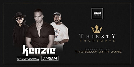 Thirsty Thursdays - The Launch tickets