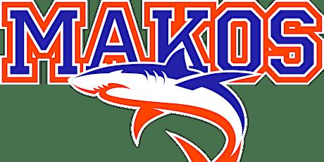 Mako Athletics Youth Football Camp tickets