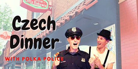 Czech  Boiled Beef Dinner Buffet  with the Polka Police- DINE IN ONLY tickets