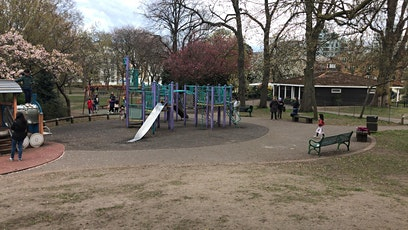 Wandsworth Park Improvements Phase 1 Consultation Online Q&A Thurs17 June tickets